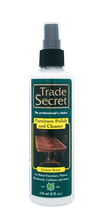 Trade secret touch up system for floors